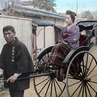 Vintage Photos of Japan